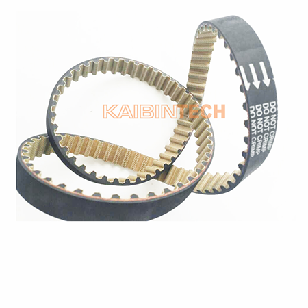 White-tooth-timing-belt
