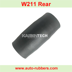 Airmatic rubber Sleeve Rubber Sleeve(пневмобаллона рукава) Rubber Bladder for Medeced Benz W211 front Rubber Sleeve Air Spring