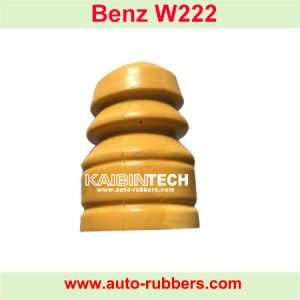 air suspension repair kits buffer stop for Mercedes Benz W222 S550 C217