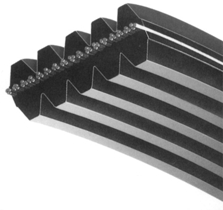 Kaibintech-Double-Sided-V-Ribbed