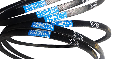 Kaibintech wrapped v-belts