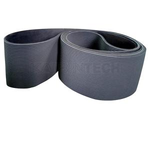 PM section multi rib belts