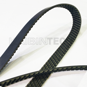 Kaibintech multi-ribbed serpentine belt