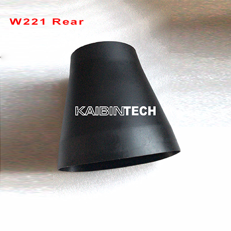 W221-rear rubber bladder