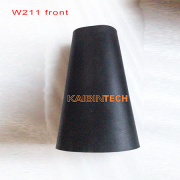 This rubber sleeve is a repair kit for MB W211 air spring replacement.