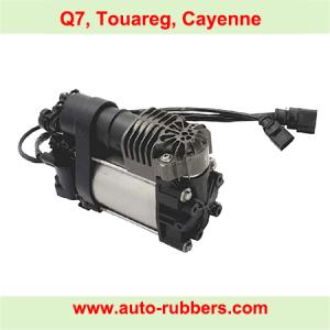 7P0616006E-Air-Suspension-Compressor-Pump-for-Cayenne-970- Audi Q7-VW Touareg