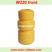 airmatic Suspension shock absorber a2203202438 Repair Kits Inside buffer pur buffer for Mercedes W220 front air suspension repair kits
