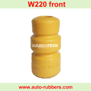 airmatic Suspension shock absorber a2203202438 Repair Kits Inside buffer pur buffer for Mercedes W220 front air suspension repair kits