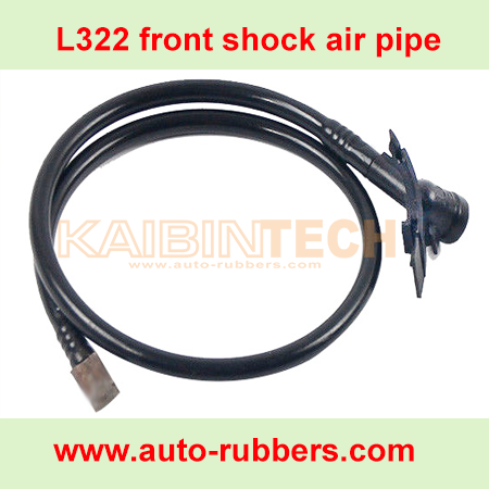 Land-Rover-Range-Rover-Suspension-Parts-And-Kits-L322-Front-shock-Air-Pipe