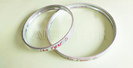 Air Suspension Repair Kits Metal Crimp Ring For Mercedes Benz W164 W251 M ML GL Air Shock A1643206013 A2513203013
