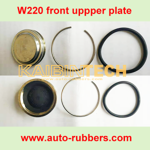 W220-Upper-Metal-Plate-Front-For-Air-Suspension-Air-spirng-strut-A220-320-24-38