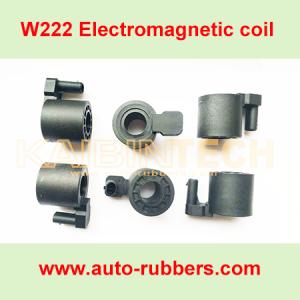 Пневмо подвески амортизатор Электромагнитная катушка для mercedes W222 амортизатор электромагнитный клапан