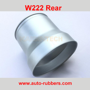 This is Air Suspension Repair kit Aluminum Cover can For Mercedes Benz W222(2014-2018) A2223200404 shock absorber strut repair kits.