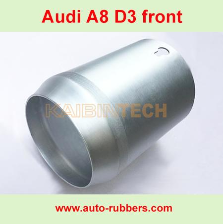 Audi-A8-D3-Front-Air-Spring-Suspension-repair-kit-Aluminum-Cover-Aluminum-can