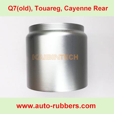 Audi-Q7(old),Porsche-Cayenne-VW-Touareg-air-strut-air-spring-suspension-repair-kits-alunimum-cover-can
