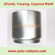 Audi-Q7(old), Porsche-Cayenne-VW-Touareg-rear-air-strut-air-spring-suspension-repair-kits-alunimum-cover-can