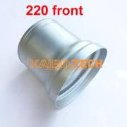Aluminum Cover for Mercedes Benz Air Suspension Parts A2203202438 2203205113 2203202238 2203208213.