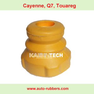 Audi Q7 Porsche Cayenne VW Touraeg Front Air Spring Suspension repair kits suspension inside Buffer Rubber Bump Stop OEM 7P6616040N 7P6616404J 7P6616404G 7P6616404H