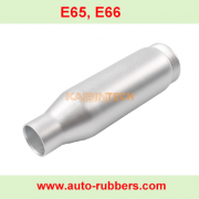Air Suspension Repair kit Aluminum Piston pillows air bags for rear Air Suspension Spring For BMW E65 E66