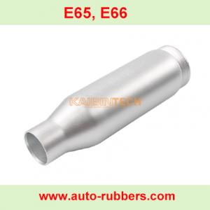 Air Suspension Repair kit Aluminum Piston pillows air bags for rear Air Suspension Spring For BMW E65 E66