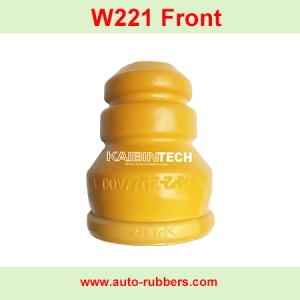 Mercedes-W221-Front-OEM-221304913-Air-Suspension-Shock-Air-Suspension-Spring-Repair-Kits-Front-Buffer-Inside-Rubber-suspension-bumper