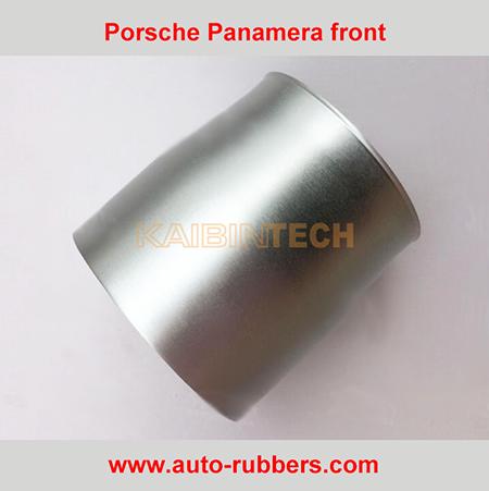 Porsche-Panamera-front-air-spring-suspension-repair-kits-alunimum-cover