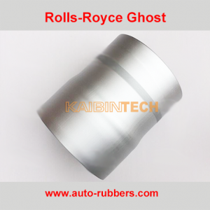 Air spring Repair Kit Aluminum cover can for Air Suspension Aluminum Cover for Rolls Royce Ghost 37106850227 37106864532