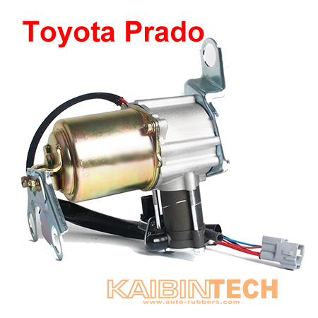 Compressor Suspension System Air Pump for Toyota Land Cruiser Prado 120 />2009