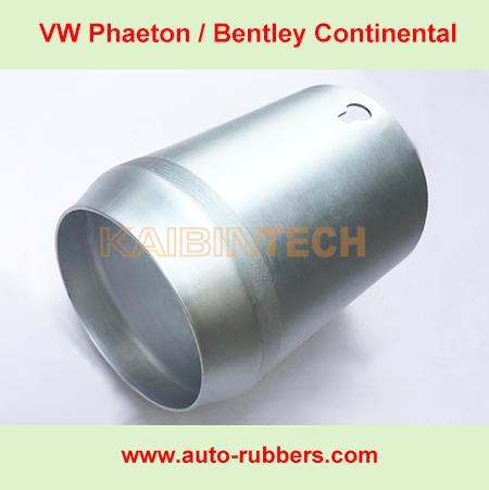 Volkswagen-Phaeton-Bentley-Continental-Gt-Front-Air-Spring-Suspension-repair-kit-Aluminum-Cover-Aluminum-can