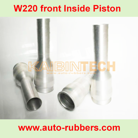 W220-Rear-Shock-Aluminum-Piston-W220-Air-Suspension-Kit-Air-Shock-Parts-Front-Pinston-Inside