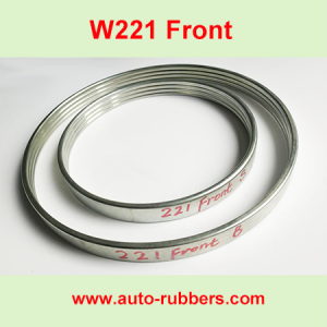 W221-S350-S500-air-suspension-crimp-ring-clamps-ring-for-front-air-spring-strut-rubber-sleeves-fit-to-Mercedes-Benz