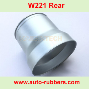 Mercedes Benz W221 Aluminum Cover Aluminum Can Cap for shock absorber strut A2213205513 A2213205613