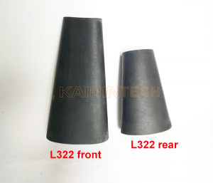 Air Spring Air Suspension repair kit Rubber Bladder Rubber Sleeve Bladder Repair Kit For Land Rover Range Rover L322 Front RNB000750 RNB000740G