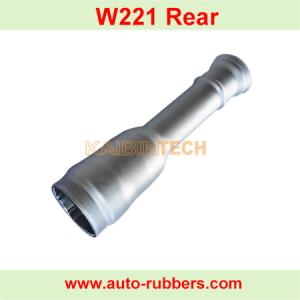 معاونات الهيدروليك مرسيدس بنز W221 الخلفي سبائك الألومنيوم خرطوم المكبس ل