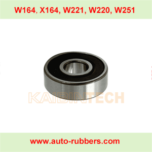 Connecting Rod Bearing For Mercedes W164 W166 W221 W251 Suspension Compressor Repair Kits Piston Rod bearings