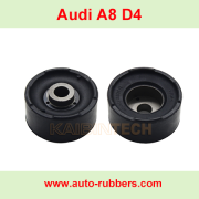 Air Shock Repair Kits Upper Mounting Top mount rubber bushing mount for Audi A8 D4 Air Rear Suspension Shock Absorber strut Air Spring OEM 4H0616039AF
