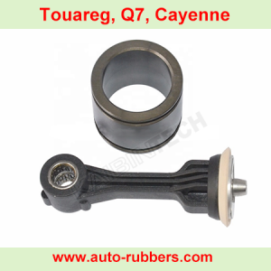 Air Suspension shock absorber airmatic Repair Kits Cylinder head for Cayenne 970 Q7 VW Touareg compressor pump repair kits 7P0698007A 7P0698007B