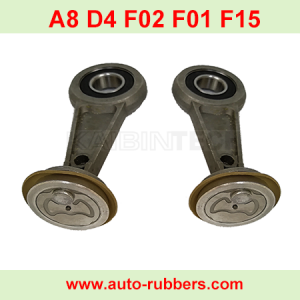 Air Suspension shock absorber airmatic compressor Repair Kits commection rod for Audi A8 D4 BMW F02 F01 F15 compressor pump repair kits 37206789450