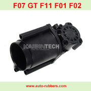 F07 GT F11 F01 F02 airmatic air suspension compressor repair kits plastic barrel for shock absorber 37206794465 37206789450 for air suspension replacement part.