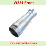 airmatic Suspension Repair Kits aluminum piston for Mercedes W221 shock absorber air suspension repair kits OEM Number 4Z7616051A