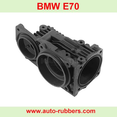 Air-suspension-compressor-cylinder-cover-for-BMW-E70-compressor-pump-repair-kits-37206789938-37226775479