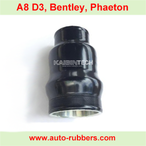 Audi A8 D3 Bentley VW Phaeton airmatic Suspension air ride Repair Kits 4E061600E 4E0616002E metal piston for air suspension repair kits