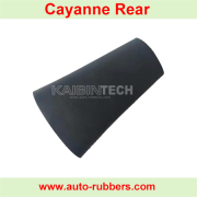 Porsche Cayenne rear Shock Absorber Strut repair kits Airmatic rubber Sleeve Rubber Sleeve(пневмобаллона рукава) Rubber Bladder
