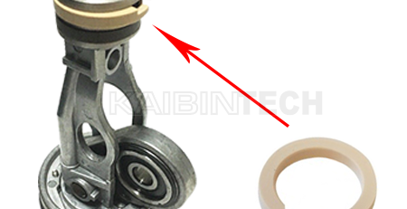 Крышка цилиндра для ремкомплекта компрессора пневматической подвески