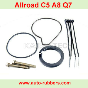 Audi C5 C6 compressor air suspension fit repair kits