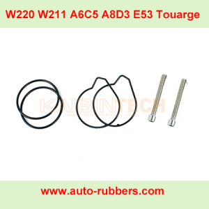 Audi C5 C6 Air Compressor Compressor Fit Repair kits