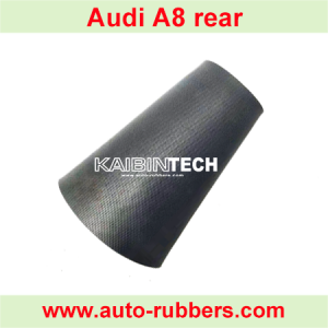 Audi A8 D4 Rear air suspension repair kits Rubber Sleeve rubber Bladder Audi A8 shock absorber luftfederbeine fix kits