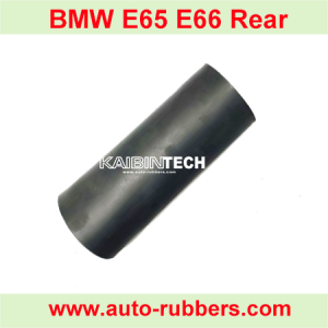 Air Suspension(بالن کمک فنر) Strut fix kits Rubber bladder sleeve for BMW E65 E66 repair fix air Strut 37126785537 37126785538 repair kits Airmatic rear rubber Sleeve