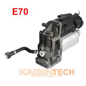air suspension compressor for BMW X5 E70