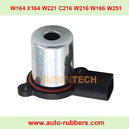 For-Mercedes-W164-X164-W221-C216-W216-W166-W251-Air-Solenoid-Valve-Air-Suspension-Compressor-Repair-Kit-A2513200604